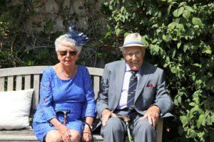 elderly people dementia