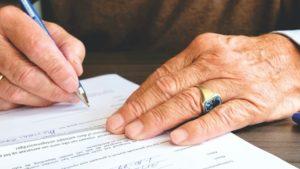 testamentary trust documents