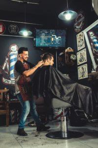 barbershop, small business