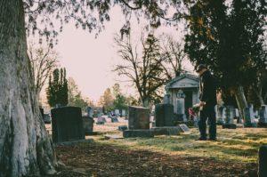 spouse dies