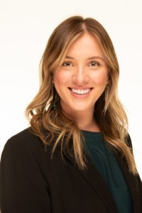 Emily Hanson, Director of Client Services
