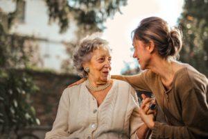 caregiver for the elderly executor