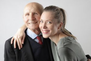 helping elderly parents to live safely at home