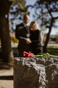 plan for the death of a spouse or when spouse dies