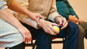 caregiving during pandemic