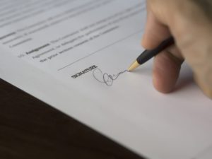 alzheimer's sign legal documents